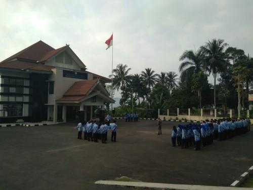 Kecamatan Cijeruk laksanakan Apel Kesadaran Nasional